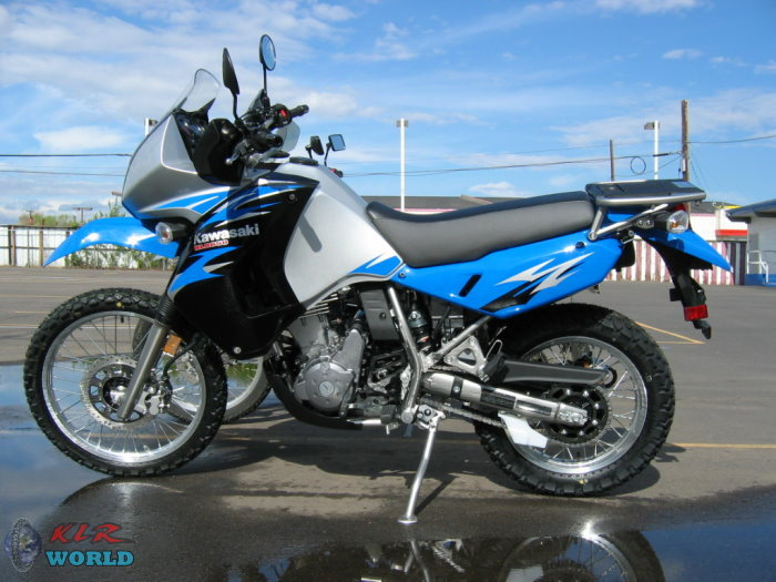 2008 KLR650 Review